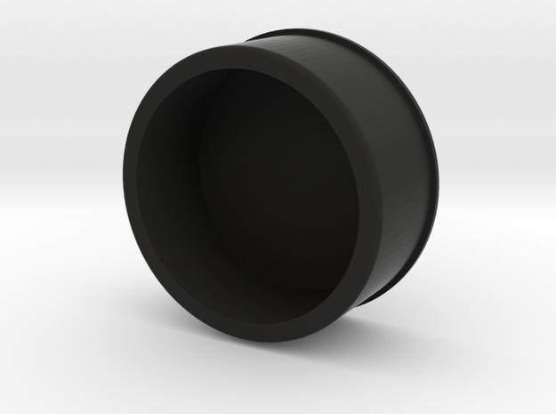 Hole Plug Desk 2 Inch or 2.5 Inch in Black Natural Versatile Plastic: Medium