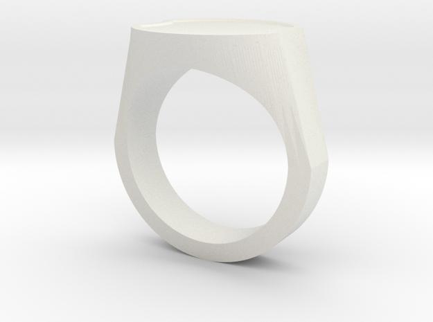 customice01 in White Natural Versatile Plastic