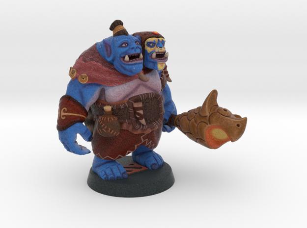Dota2 Ogre Magi