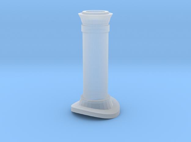 Dolgoch Chimney in Smooth Fine Detail Plastic