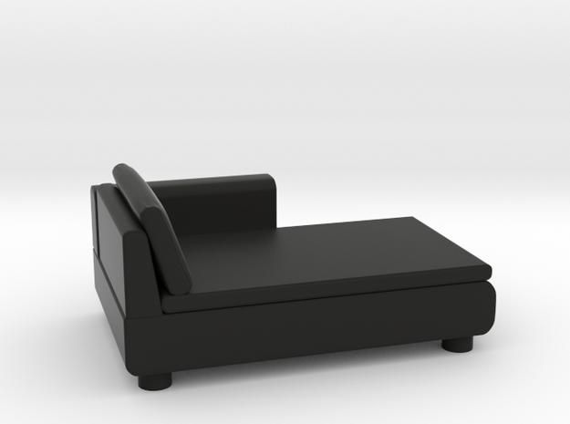 Sofa 2018 model 10 in Black Strong & Flexible