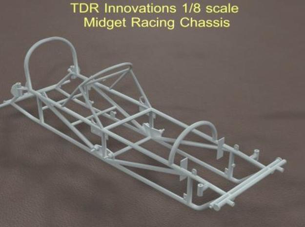 1/8 Midget Chassis 3d printed Description