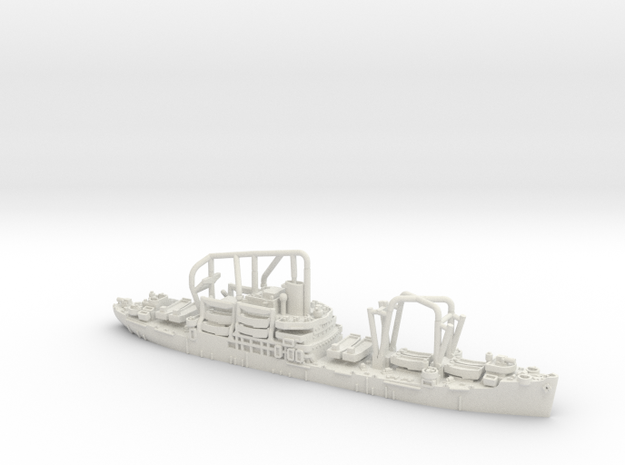 USN APA Bayfield in White Strong & Flexible: 1:1800