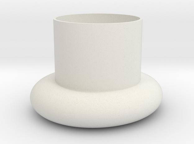 106102107呂承學 筆筒 in White Natural Versatile Plastic