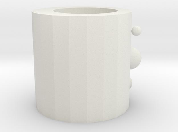 106102247modeling trash in White Natural Versatile Plastic