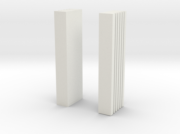 MAC cable storage in White Natural Versatile Plastic