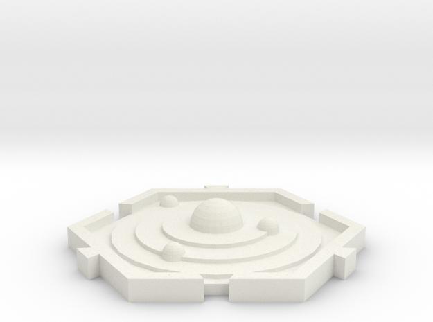 astro orbitado in White Natural Versatile Plastic