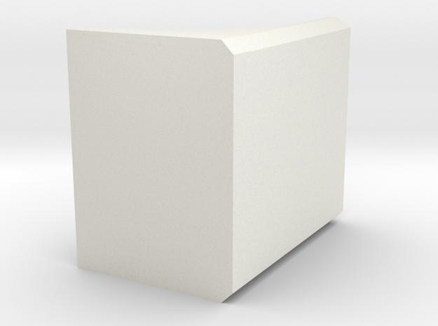 cellphone shelf in White Natural Versatile Plastic