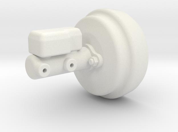 RC4WD Brakes in White Natural Versatile Plastic