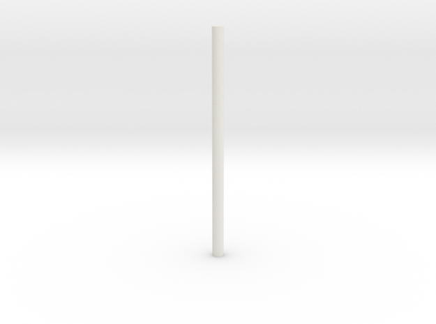 Stir the stick in White Natural Versatile Plastic