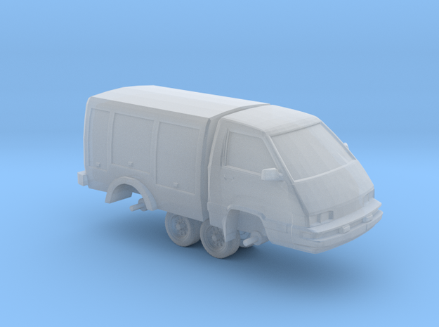 "1/87 Scale 4x4 Utility Van ""Toy"" in Frosted Ultra Detail"