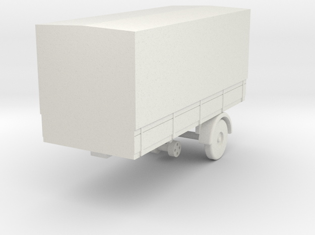 mh-87-scammell-mh3-trailer-15ft-6ft-covered-van in White Natural Versatile Plastic