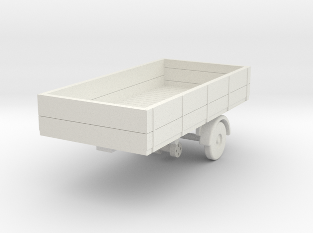 mh-87-scammell-mh6-trailer-15ft-open in White Natural Versatile Plastic