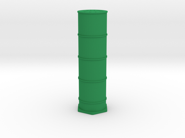 Handle Grip Toy in Green Strong & Flexible Polished: Medium