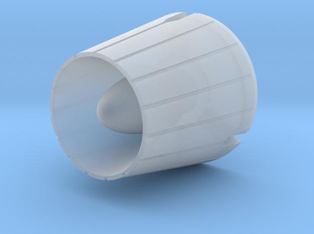 1/1000 scale Yamato Exhaust Nozzle