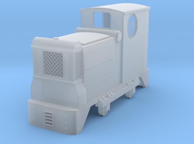 009 Ruston Hornsby Diesel Locomotive