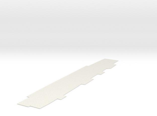 1:350 Scale CVN-65 Hangar Deck (Deck Only)