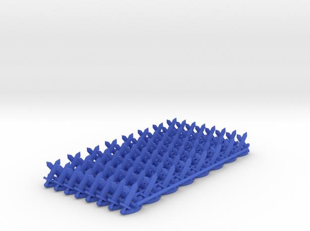 Play Figure Sword in Blue Processed Versatile Plastic