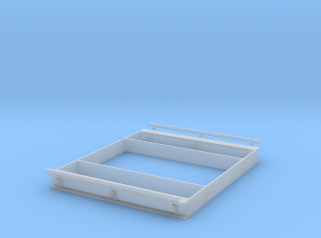 1/64 Truck Scale Frame 12*10' in Smooth Fine Detail Plastic