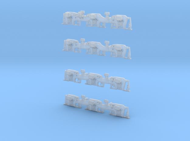 NW U30C Clasp Sideframes Modified