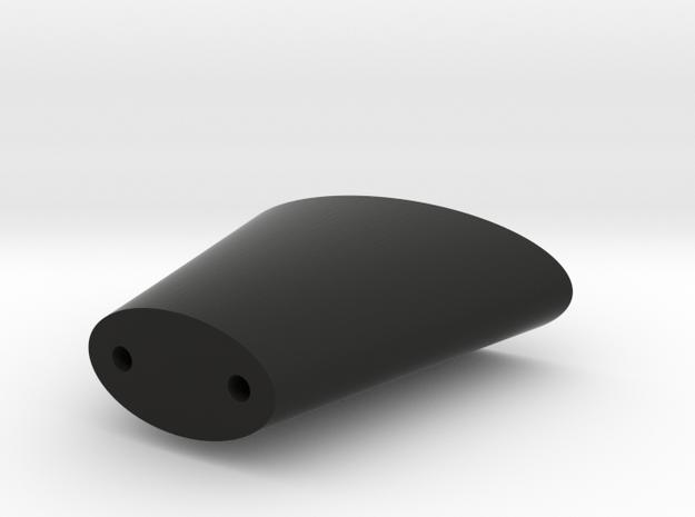 ARTTECH PC6 1700mm EXHAUST PORT LH_0 in Black Natural Versatile Plastic