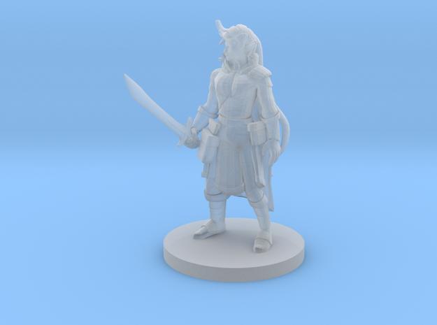 Elf Female  Ranger with Sword