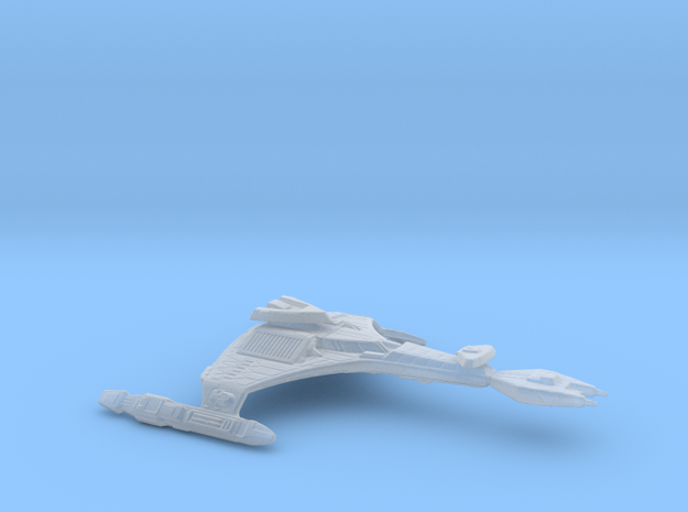Klingon Vor'cha Class Attack Cruiser 1:7000 in Smooth Fine Detail Plastic