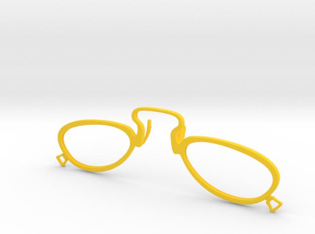 1f-new2 in Yellow Processed Versatile Plastic