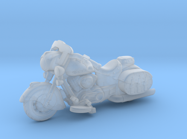 Indian Chief Vintage 2014  1:87 HO in Smooth Fine Detail Plastic