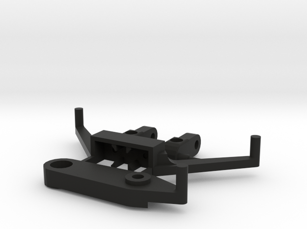 SP5 Spare Parts for CK5 Chassis Kit in Black Natural Versatile Plastic