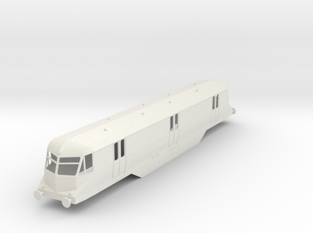 0-43-gwr-parcels-railcar-34-1a in White Natural Versatile Plastic