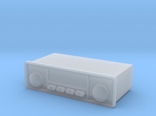 1:12 Airfix Austin A35 Van MUTT Radio in Smooth Fine Detail Plastic