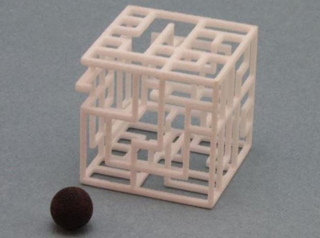 Zig Zag Zog 2-pack 555 3d printed 2 Mazes and Balls