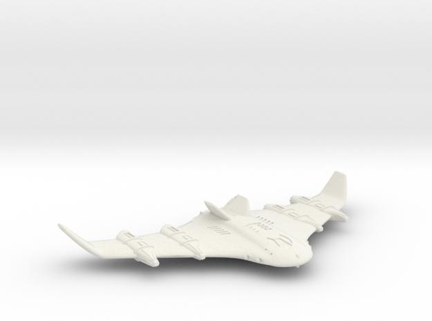 1/285 Royal EmpireAquila Bomber in White Natural Versatile Plastic