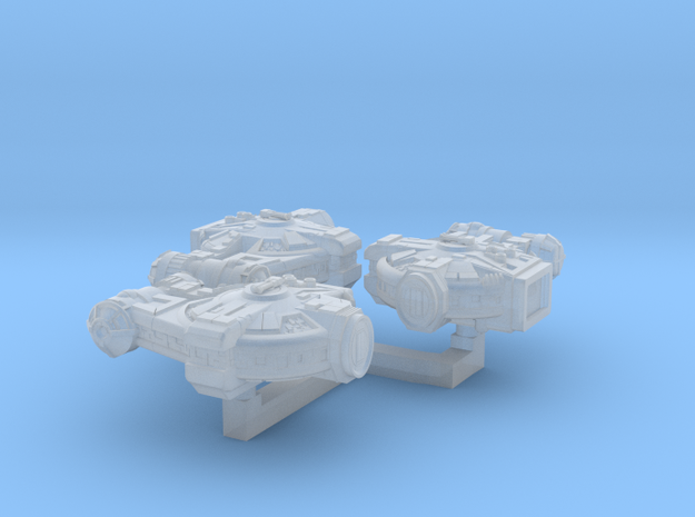 Chibi YT for Armada in Smooth Fine Detail Plastic