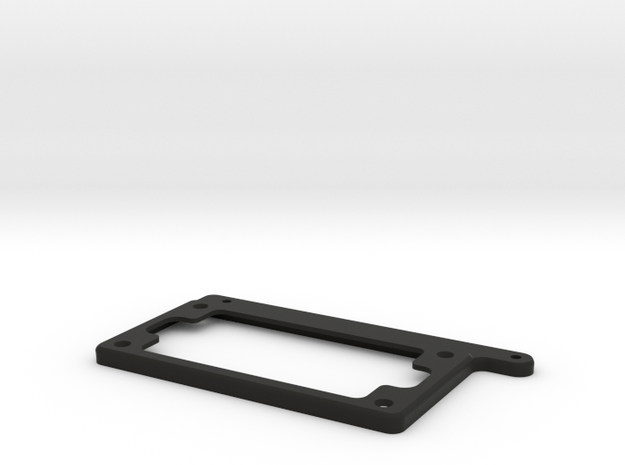 Roland GK Pickup mount in Black Natural Versatile Plastic