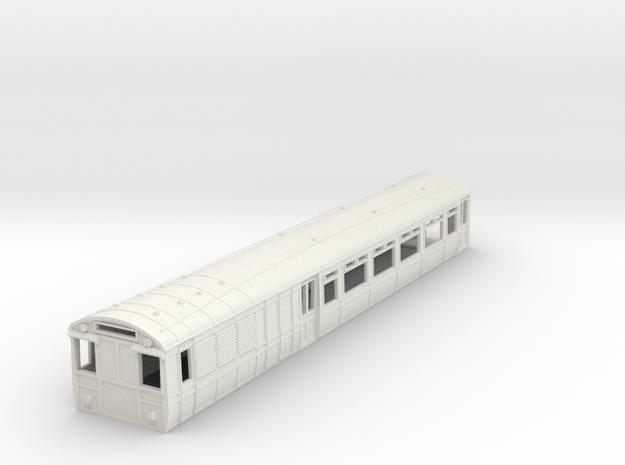 o-76-lnwr-siemens-motor-coach-1 in White Natural Versatile Plastic
