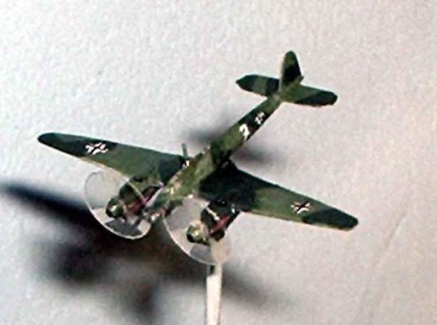 1/300 Focke-Wulf FW187 x 2 in Smooth Fine Detail Plastic