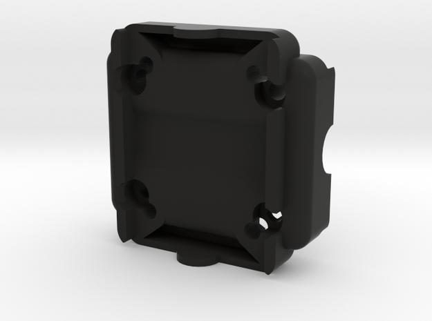 Portrait Adapter for BMW Navigator Mount in Black Natural Versatile Plastic