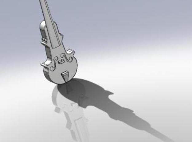 Violin in White Strong & Flexible