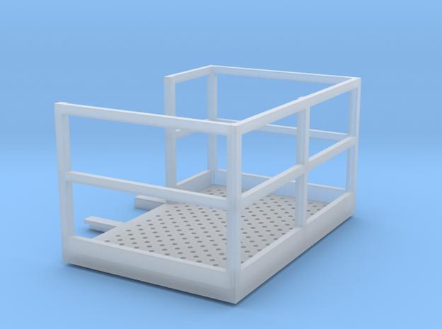 1/64 10K Leg Distributor Platform in Smooth Fine Detail Plastic