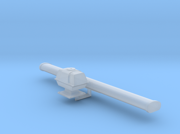 Furuno XN-24AF in Smooth Fine Detail Plastic: 1:50