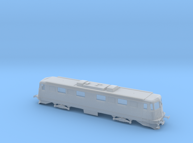 SBB Gotthardlok Ae6/6 Scale TT Version2 in Smooth Fine Detail Plastic