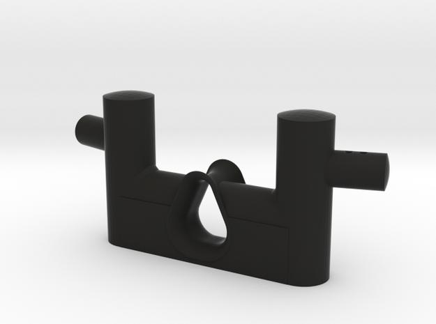 ASD 3111 - Aft Towing Bit in Black Natural Versatile Plastic