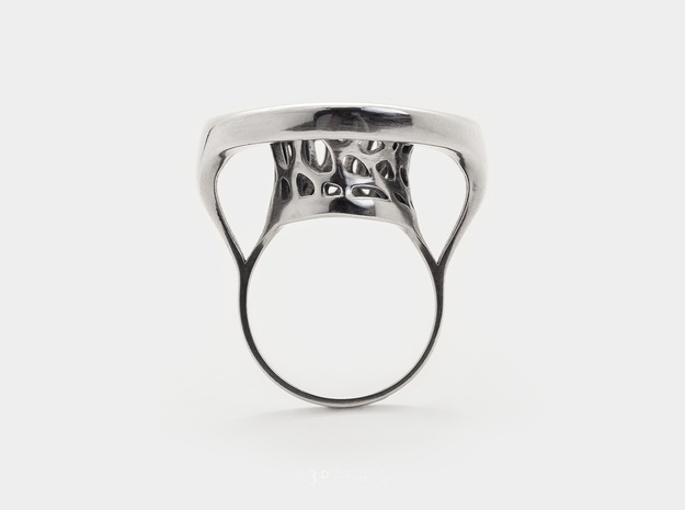 Open Voro Circle Ring