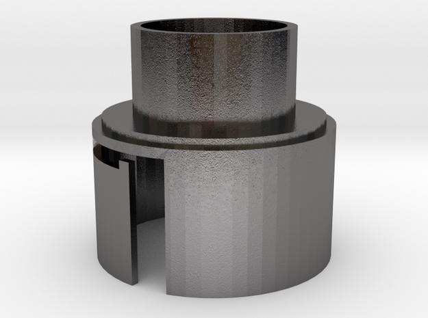 Graflex Stubby Flex Sleeve in Polished Nickel Steel
