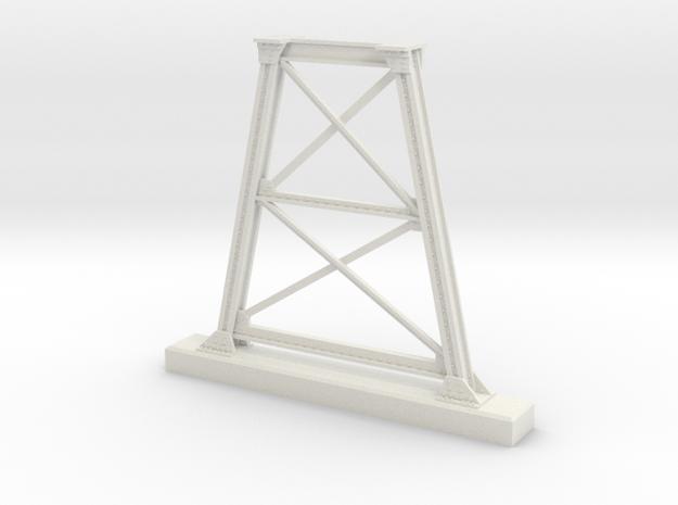 7mm Scale NSWGR Steel Bridge Trestle