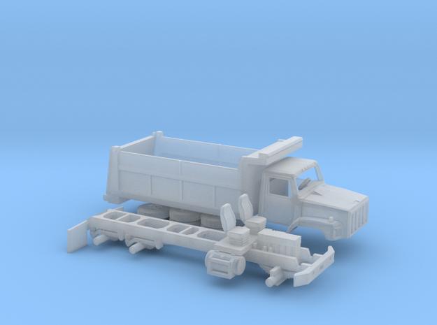 1/160 International-S2600 Dump Truck Kit