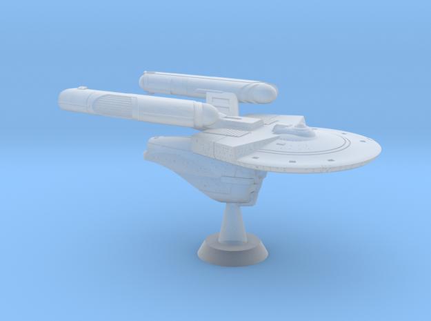 Terran Augustus Class Command Cruiser - 1:7000 in Smooth Fine Detail Plastic