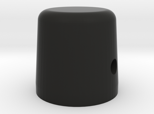 Brt knob for the EWMU (CMSP) Panel in Black Natural Versatile Plastic